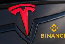 Binance lanzó acciones tokenizadas de Telsa y 0% de comisión