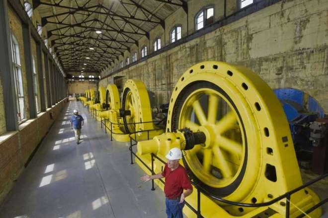 La antigua planta eléctrica Mechanicville, radicada en Nueva York y fundada en 1897, ahora mina Bitcoin. Sus dueños aseguran que es tres veces más rentable que comerciar la energía para otros fines. Fuente: Times Union