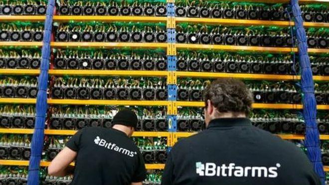 La société minière numérique Bitcoin Bitfarms installera quelque 3 000 machines au Paraguay.  Source : Portée