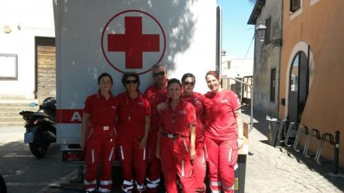 2019 - 14.07.2019 Donazione Sangue Canale Monterano