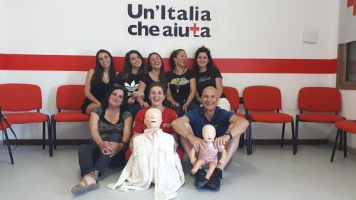 2019 - 16.06.2019 Corso Aspiranti Volontari - Bracciano