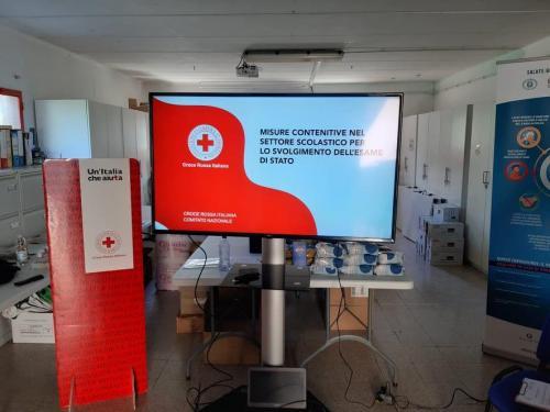 2020 - 17.06.2020 Assistenza agli esami di stato - Bracciano - e formazione Volontari