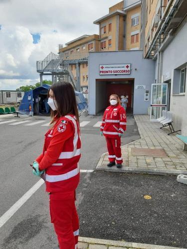 2020 - 29.05.20 Indagine Sieroprevalenza Ospedale Padre Pio Bracciano