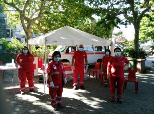 2020 - 02.08.2020 Donazione Sangue Trevignano Romano