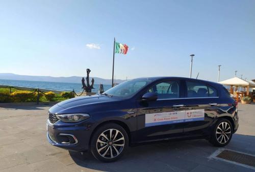 2020 - 03.04.20 Ritiro vettura a noleggio gratuito Leasys spa Gruppo FCA