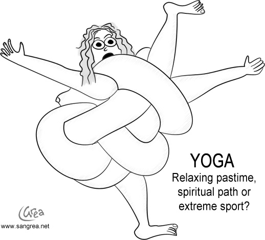 cartoon-yoga-extreme-sport