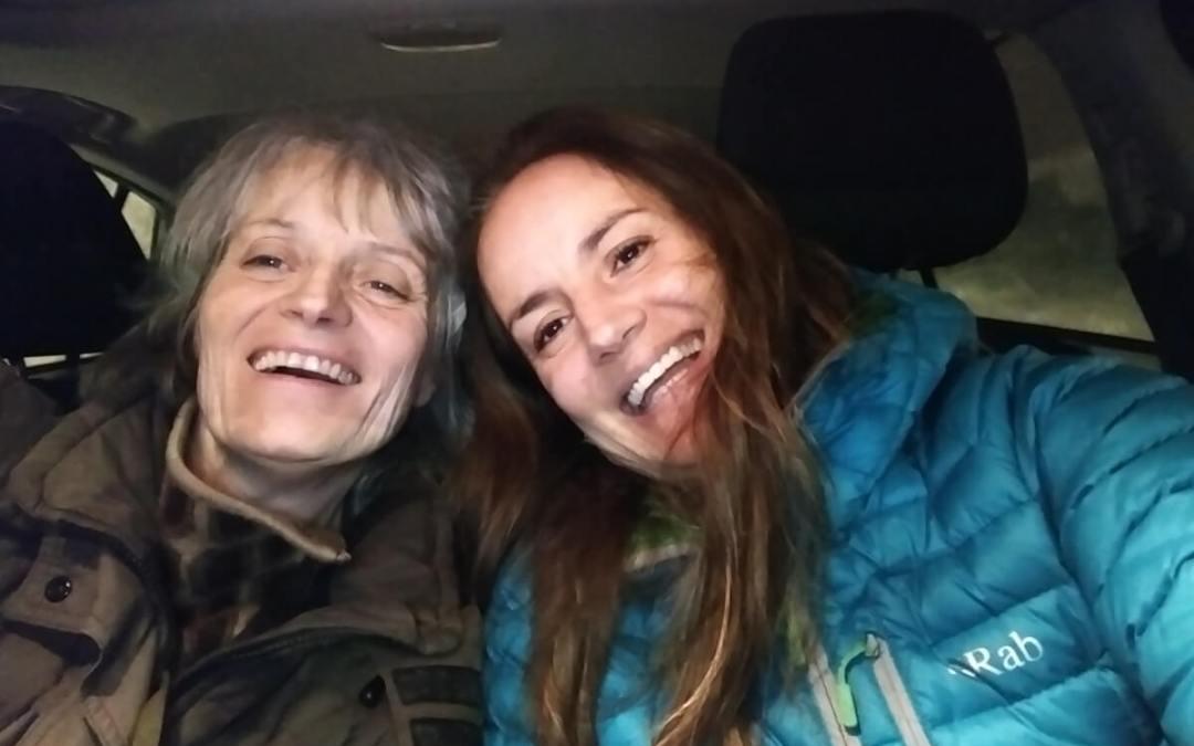 Angie, Chantal Rebozo 2019