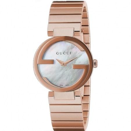 Relógio Gucci Interlocking YA133515-0