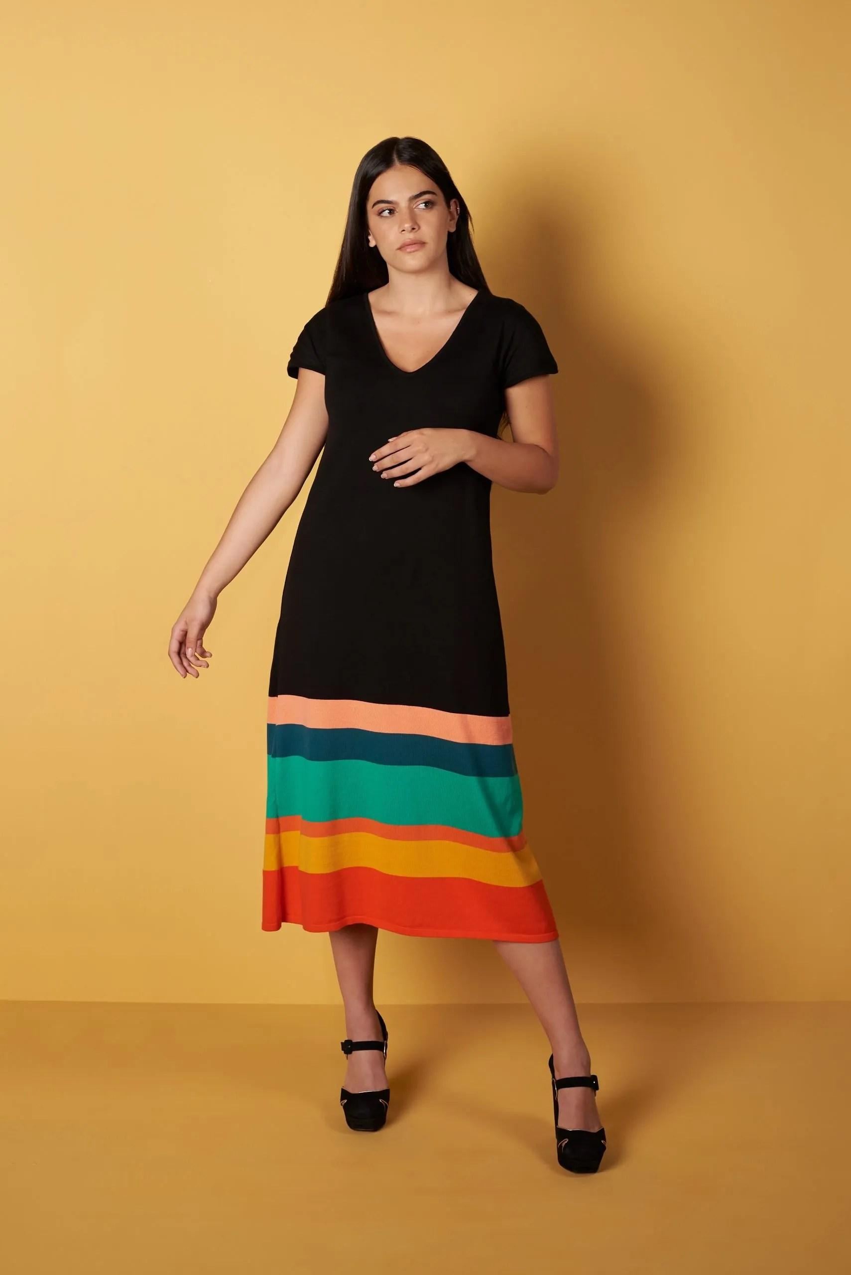 Vestido Malevich Algodón Egipcio3