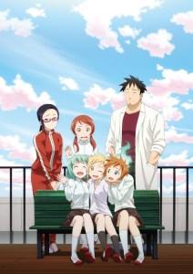 Demi-chan wa Kataritai MEGA Openload Zippyshare Poster