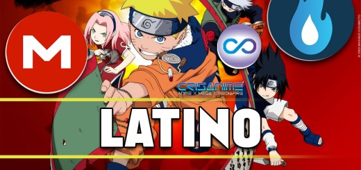 Naruto Latino MEGA MediaFire Openload Portada