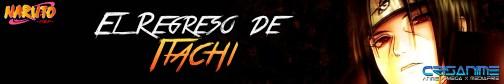 Naruto Pequeño El Regreso de Itachi Banner