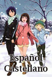 Noragami Español-MEGA-MediaFire-Openload-Zippyshare-Poster-206x300