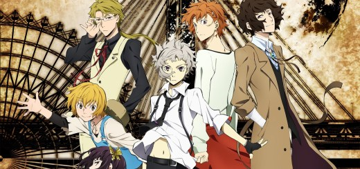 bungou stray dogs mega mediafire portada