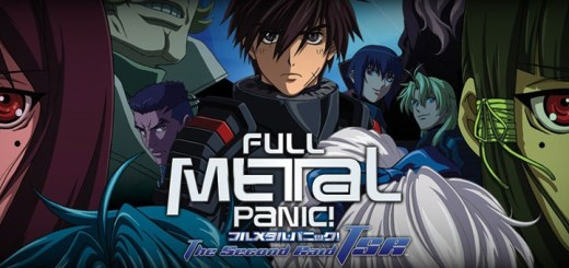 Full_Metal_Panic!_The_second_Raid MEGA MediaFire Openload Zippyshare Portada