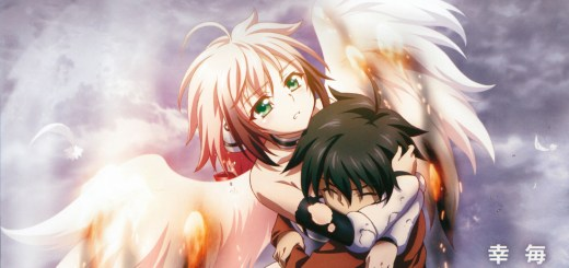 Sora no Otoshimono Final Eternal My Master MEGA MediaFire Openload Zippyshare Portada