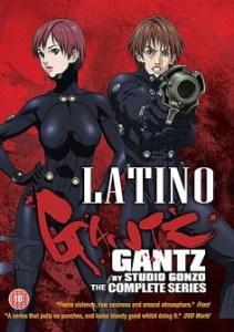 gantz anime latino mega mediafire poster1
