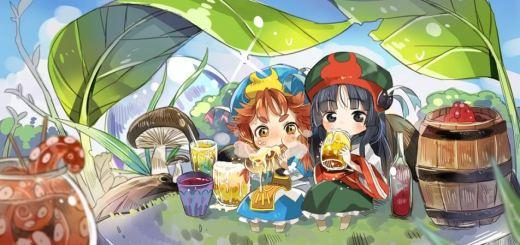 Hakumei to Mikochi MEGA Openload Zippyshare Portada