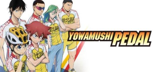 Yowamushi Pedal MEGA MediaFire Openload Portada