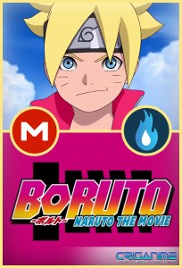Boruto The Movie MEGA MediaFire Openload Zippyshare Poster