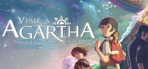 Viaje a Agartha Latino Película MEGA MediaFire Openload Zippyshare Portada