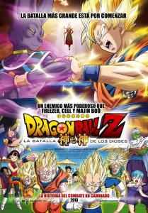 Dragon_Ball_Z_La_Batalla_de_los_Dioses Latino MEGA MediaFire Openload Poster