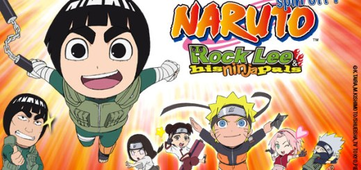 NarutoSD Rock Lee no Seishun Full-Power Ninden MEGA Openload Zippyshare Portada