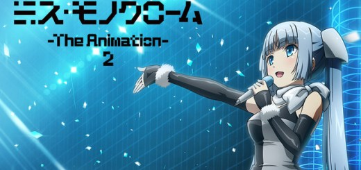 Miss Monochrome The Animation 2 MEGA MediaFire Openload Portada