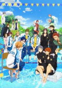 Free! Take Your Marks MEGA MediaFire Poster