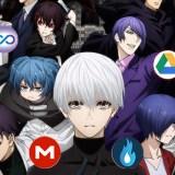 Tokyo Ghoul re 2nd Season MEGA MediaFire Openload Google Drive Portada