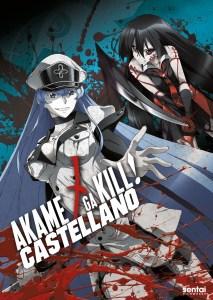 Akame Ga Kill! Castellano Poster