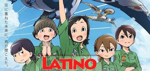 Hisone-to-Masotan Latino Portada