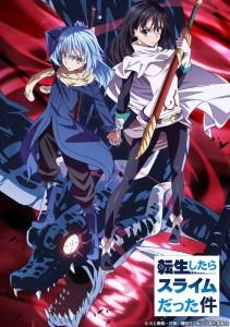 Tensei shitara Slime Datta Ken MEGA MediaFire Openload Google Drive Zippyshare Poster