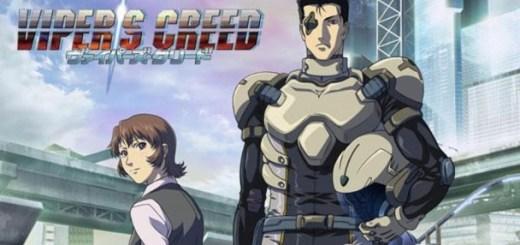 Viper's Creed Anime Portada