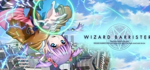 Wizard Barristers Benmashi Cecil Anime Portada