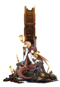 Rage of Bahamut Manaria Friends MEGA MediaFire Anime Poster