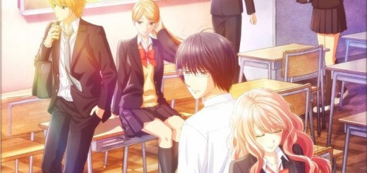 3D Kanojo Real Girl 2nd Season Anime Portada