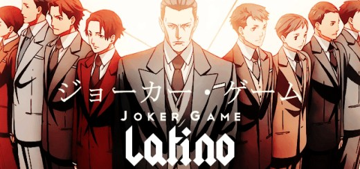 Joker Game Latino Anime Portada