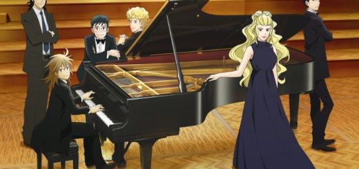 Piano no Mori 2nd Season Anime Portada