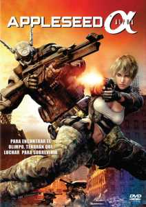 Appleseed Alpha Movie Poster