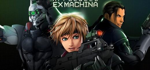 Appleseed Ex Machina Movie Portada