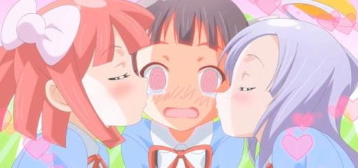 tenshi no drop anime portada