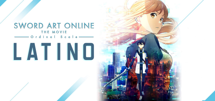 Descargar Sword Art Online Movie Ordinal Scale Latino