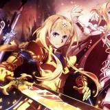 Descargar Sword Art Online Alicization - War of Underworld MEGA MediaFire