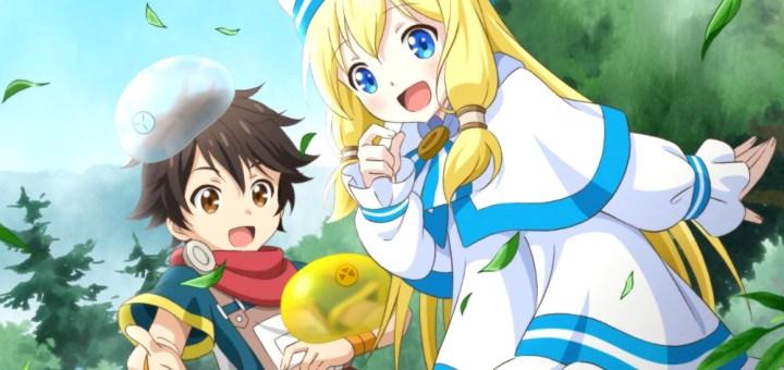 Kami-tachi ni Hirowareta Otoko MEGA MediaFire Descargar