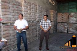 Apoyo a vivienda con cemento