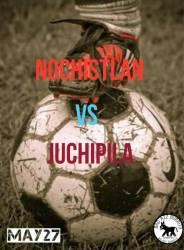 Fútbol entre Nochistlán vs Juchipila