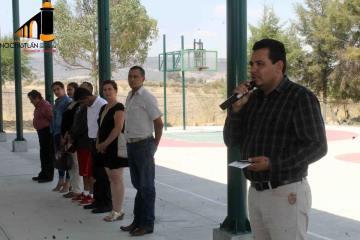 Festejos en honor a los maestros