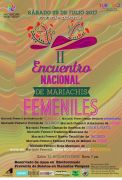 II Encuentro Nacional de Mariachis Femeniles