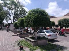 Jardín Morelos listo para el Día del Hijo Ausente 2017